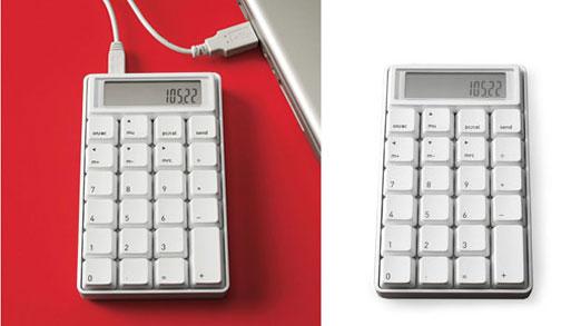 10-Key Calculator by Ippei Matsumoto, 2004