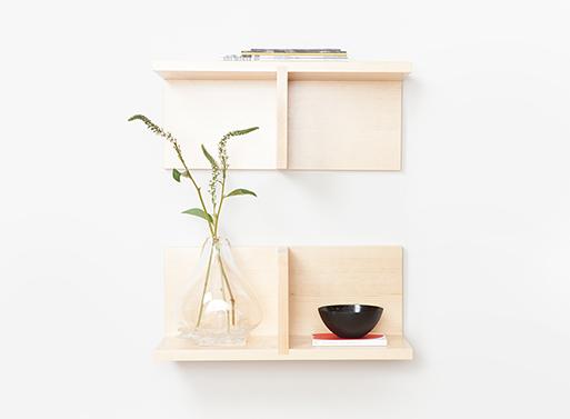 10×10 Shelves