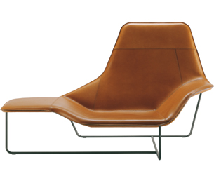 LAMA LEATHER CHAIR COWHIDE