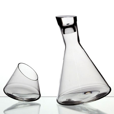 Manhattan Crystal Glassware by Ichendorf