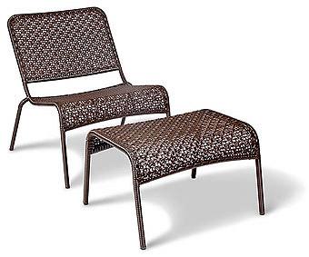 Jacob chair & footrest