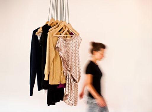 20 Hangers Wardrobe