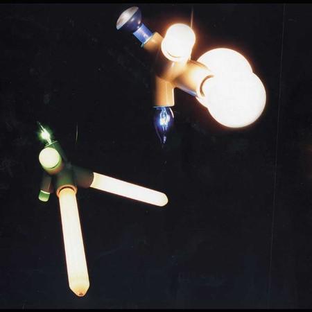 Clusterlamp by Joel Degermark