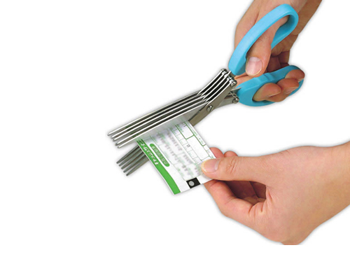 Shredder Hand Scissors