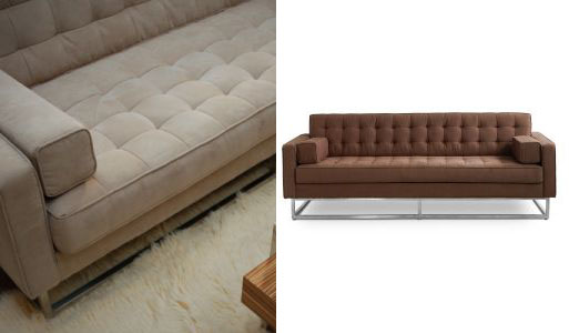 Spencer Sofa and Chair