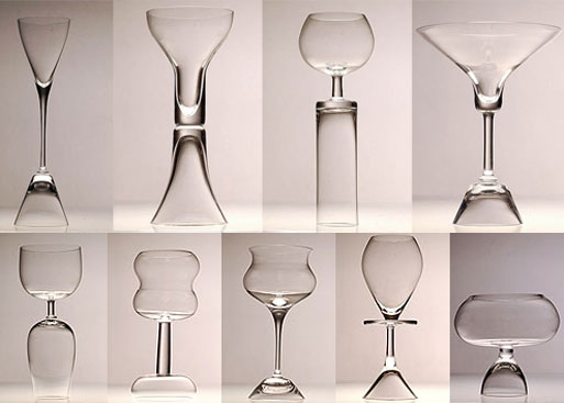 Happy People Crystal Stemware – East to Asia