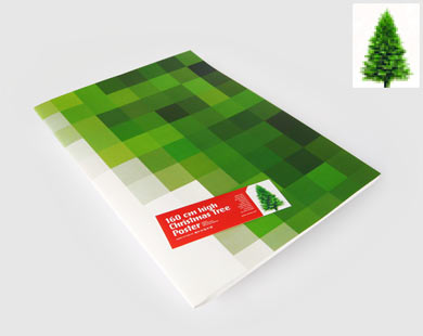 Atypyk Christmas Tree Poster