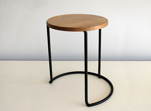 Stackable Stool/Table by Atelier de Troupe
