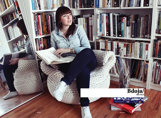 Bdoja Chair