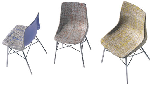 Couture Chair by Philippe Starck