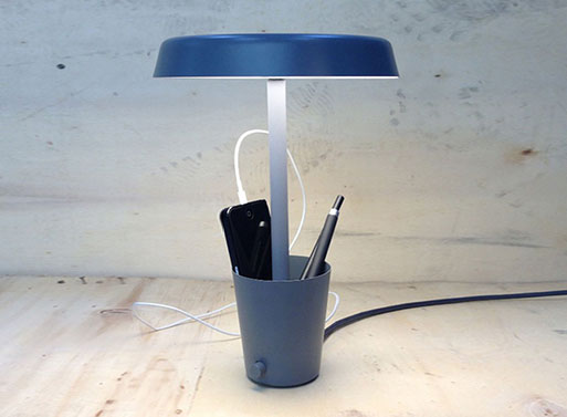 Cup Lamp By Paul Loebach Accessories Better Living