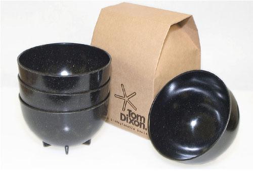 Tom Dixon: Eco Ware Bowl Set (4)