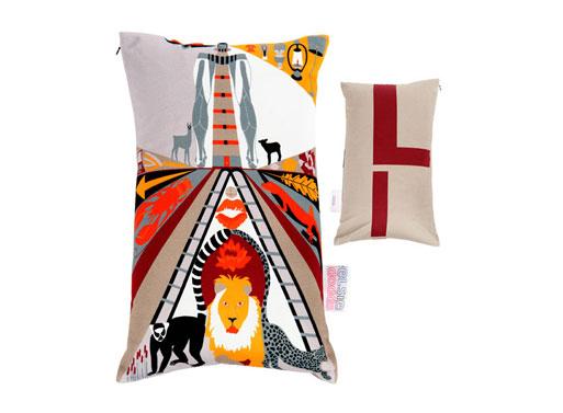 Elsie Dodds cushion L