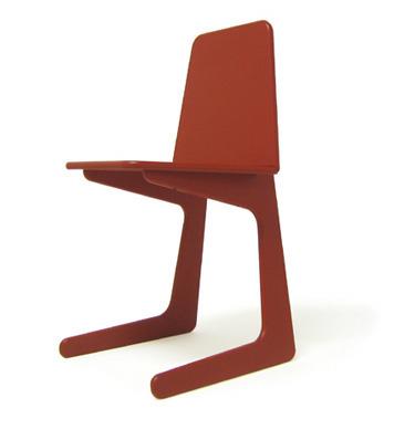 Alain Berteau: Instant Classic Side Chair
