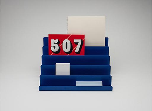 ISO Desktop Organizer