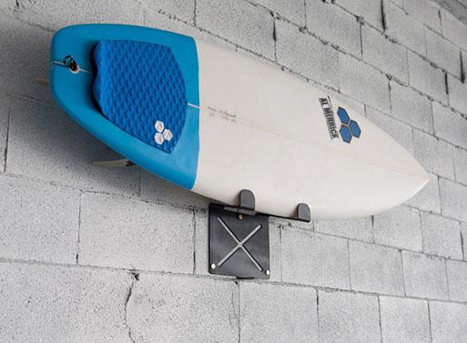 El Gringo – Wall Mounted Surfboard Rack