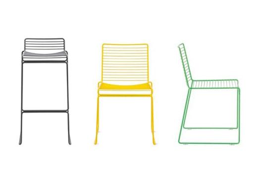 Hee Chair & Barstool