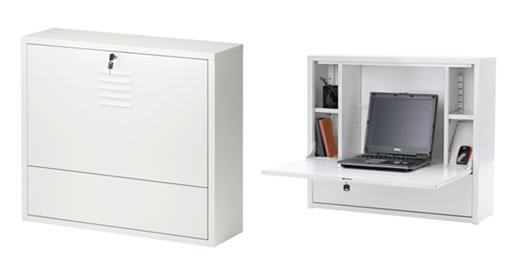 IKEA PS Laptop workstation