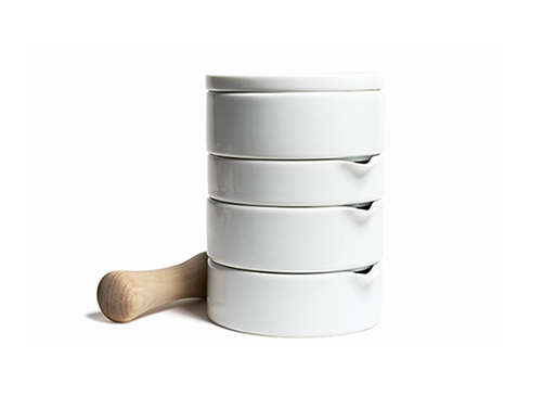 Japanese Porcelain Stacking Tools