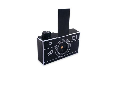 Pin-hole Solargraphy Camera