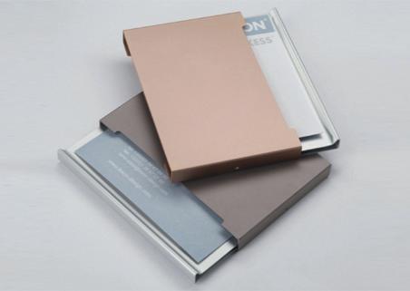 Lexon GIVE N TAKE Business Card Case