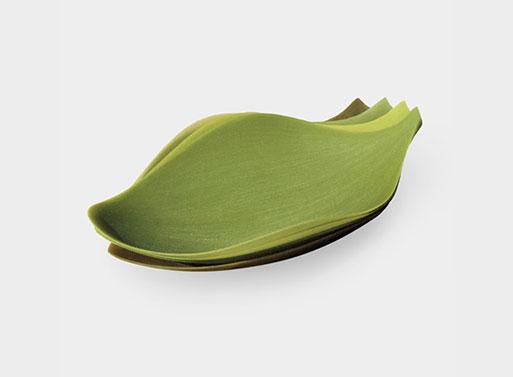 Silicone Leaf Plates