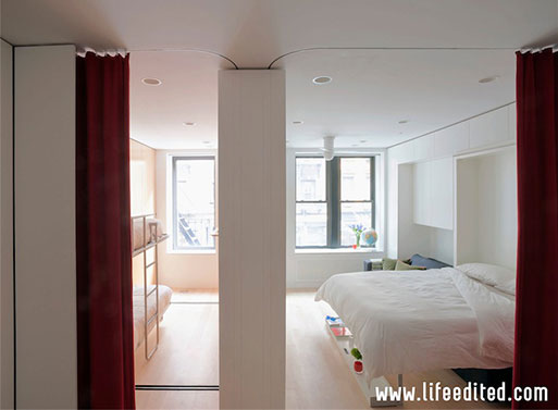 Tiny Transforming Apartment — Architecture-Design -- Better Living ...