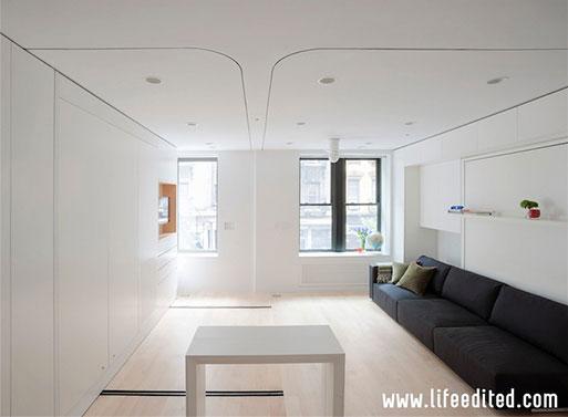 Tiny Transforming Apartment
