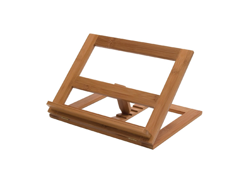 Lipper 8825 Bamboo Cookbook Holder