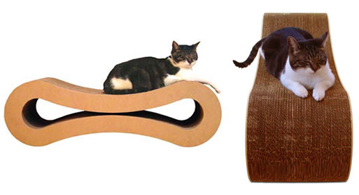 Marmalade pet care Sweet Lounge Cat Bed