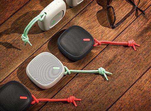 NudeAudio Speakers
