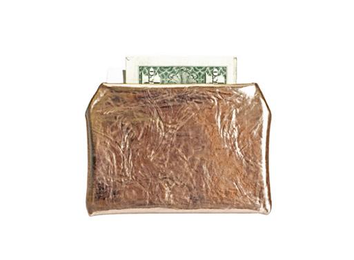 Rose Gold Colla Card Holder