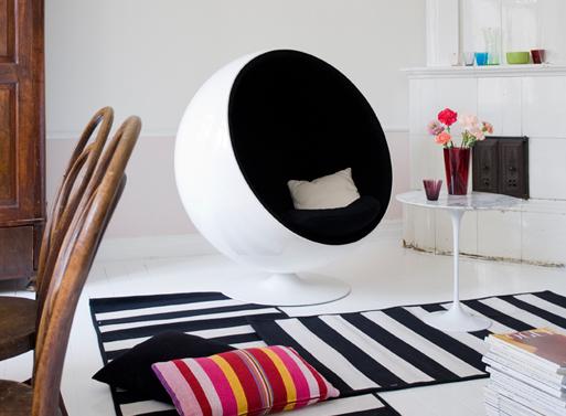 Giveaway: Authentic Eero Aarnio Ball Chair