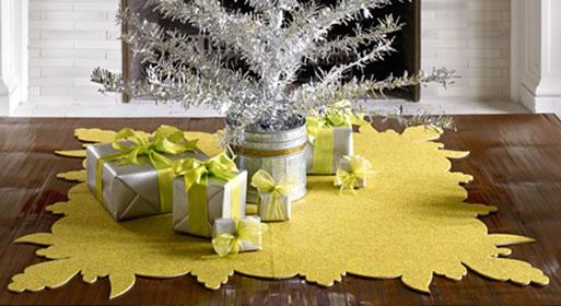 Party Dress Tree Carpet