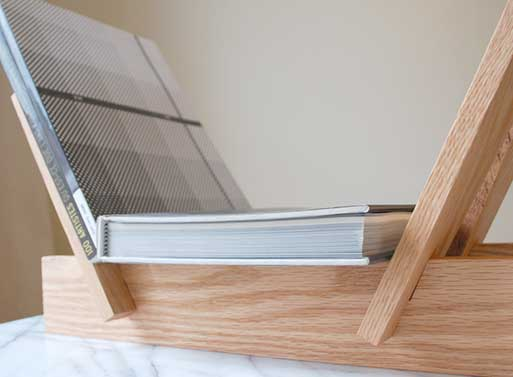 Record / Book Holder