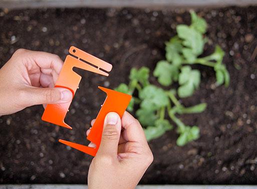 SR Garden ID tags