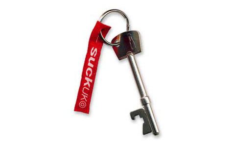 Suck UK Key Bottle opener