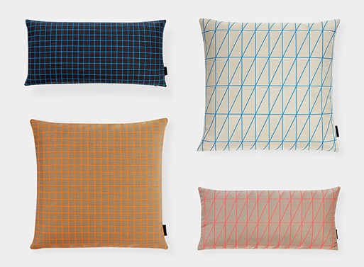Scholten & Baijings Grid Pillows