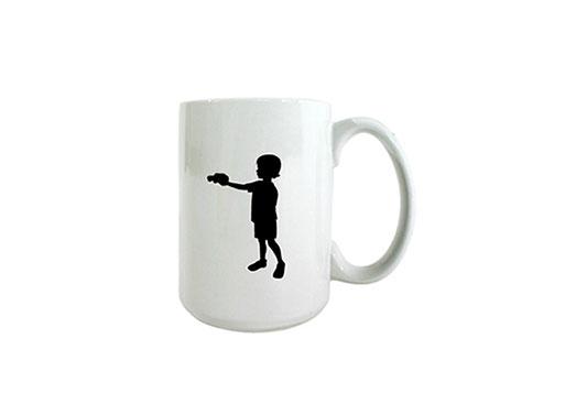 Custom Silhouette Mug