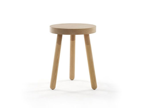 Simple Machines Stool