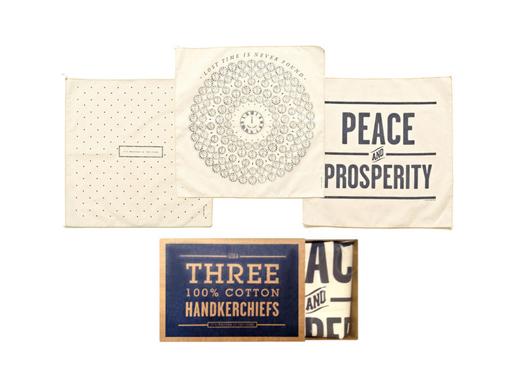 Izola Handkerchief Sets