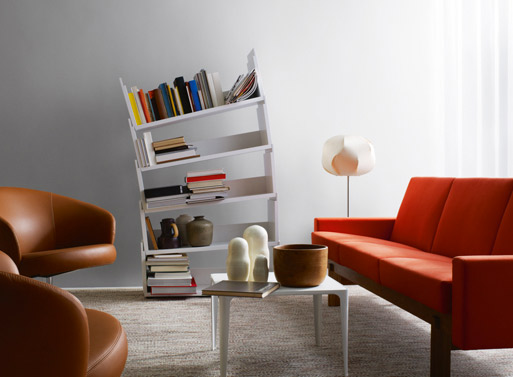 Swedese Ivy Shelving u2014 Bookcases Better Living Through Design