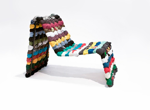 T-Shirt Chair by Maria Westerberg