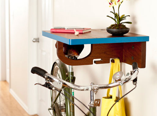 Bike All Bike Shelf