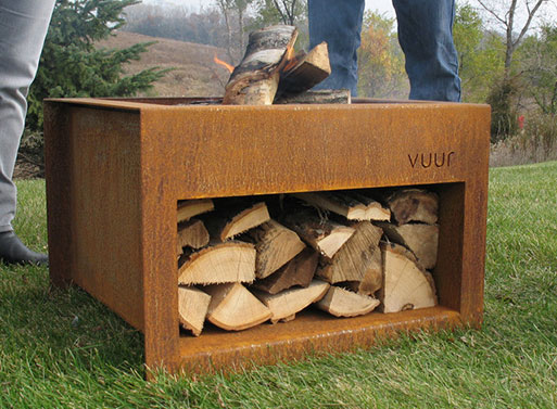TRAE Fire Pit