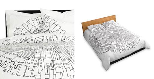 Urban Mandala Bed Linens