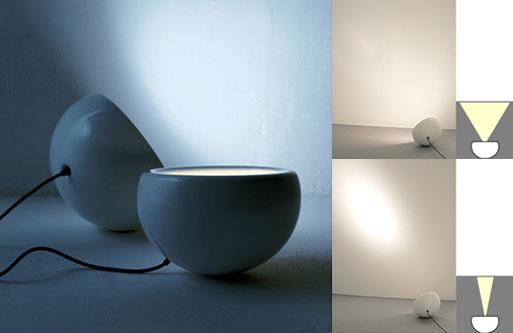 Wan Floor Lamp by Naoto Fukasawa