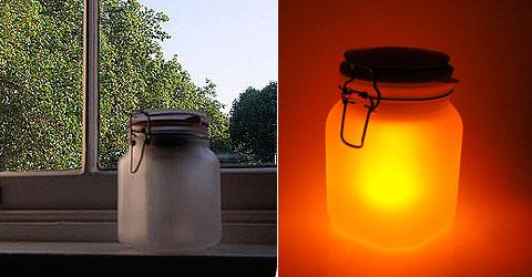 Sun Jar by Tobias Wong