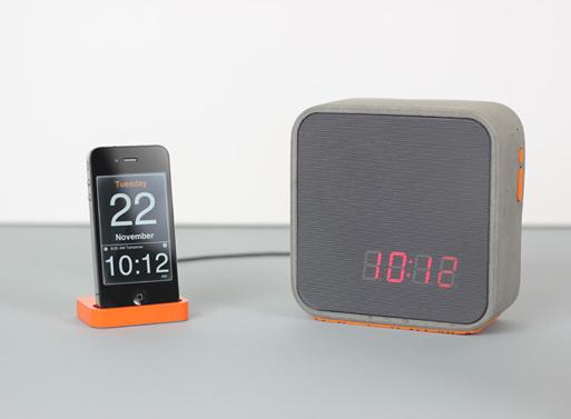 Alba Me Alarm Clock