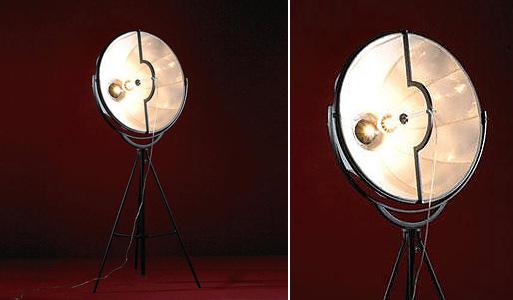 Alcatraz Floor Lamp